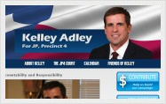 Kelley Adley for Collin County JP4